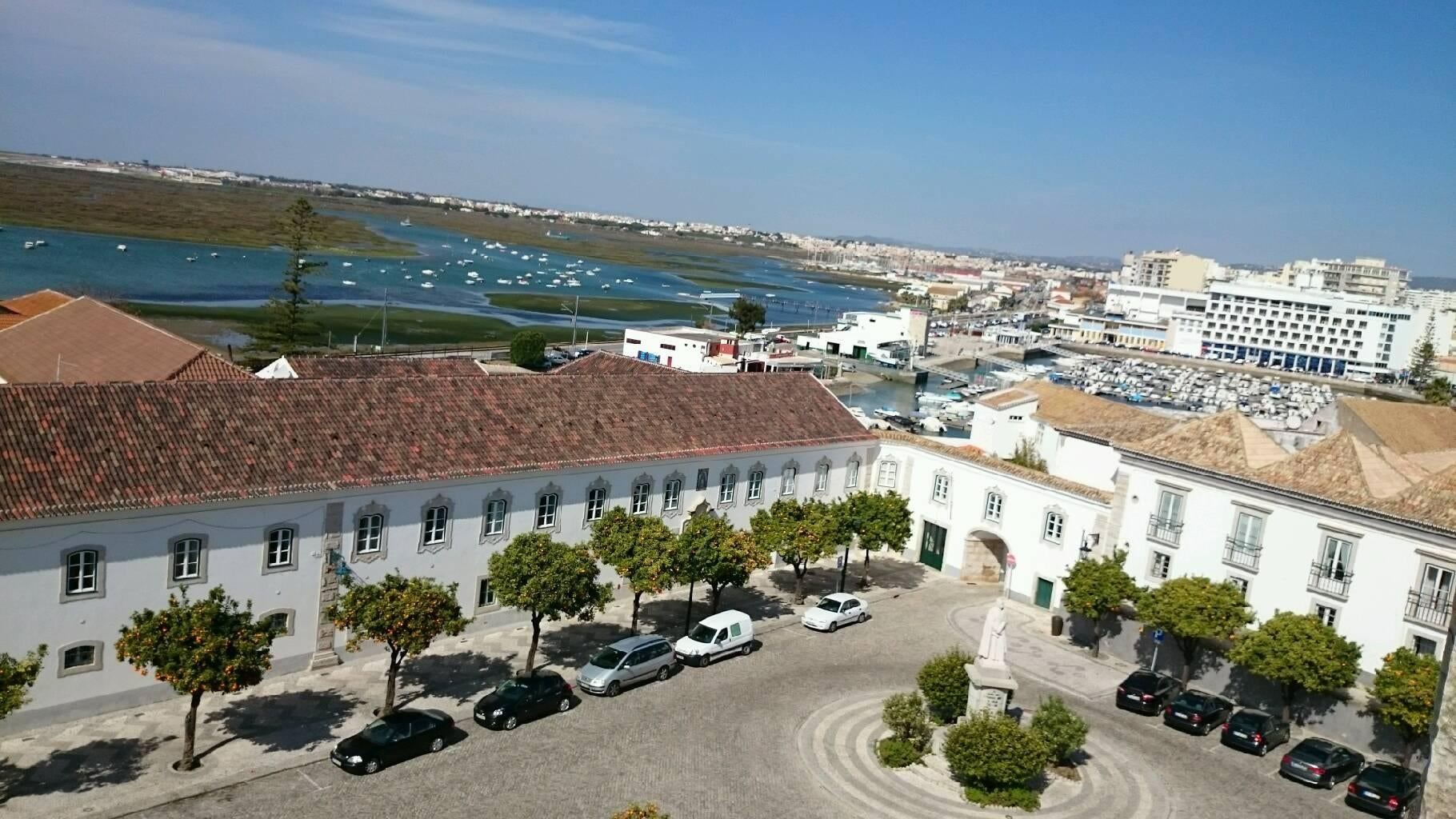 Resort en Catedral de Faro
