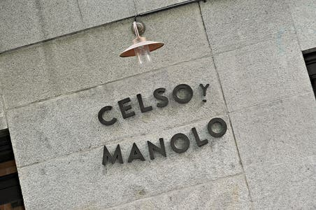 Celso y Manolo