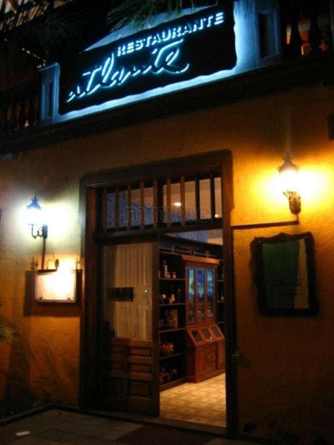 Bar en Restaurante El Atlante