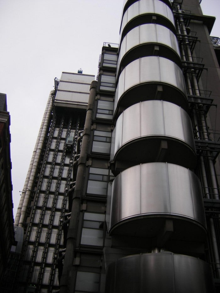 Arquitectura en Lloyd's London Building