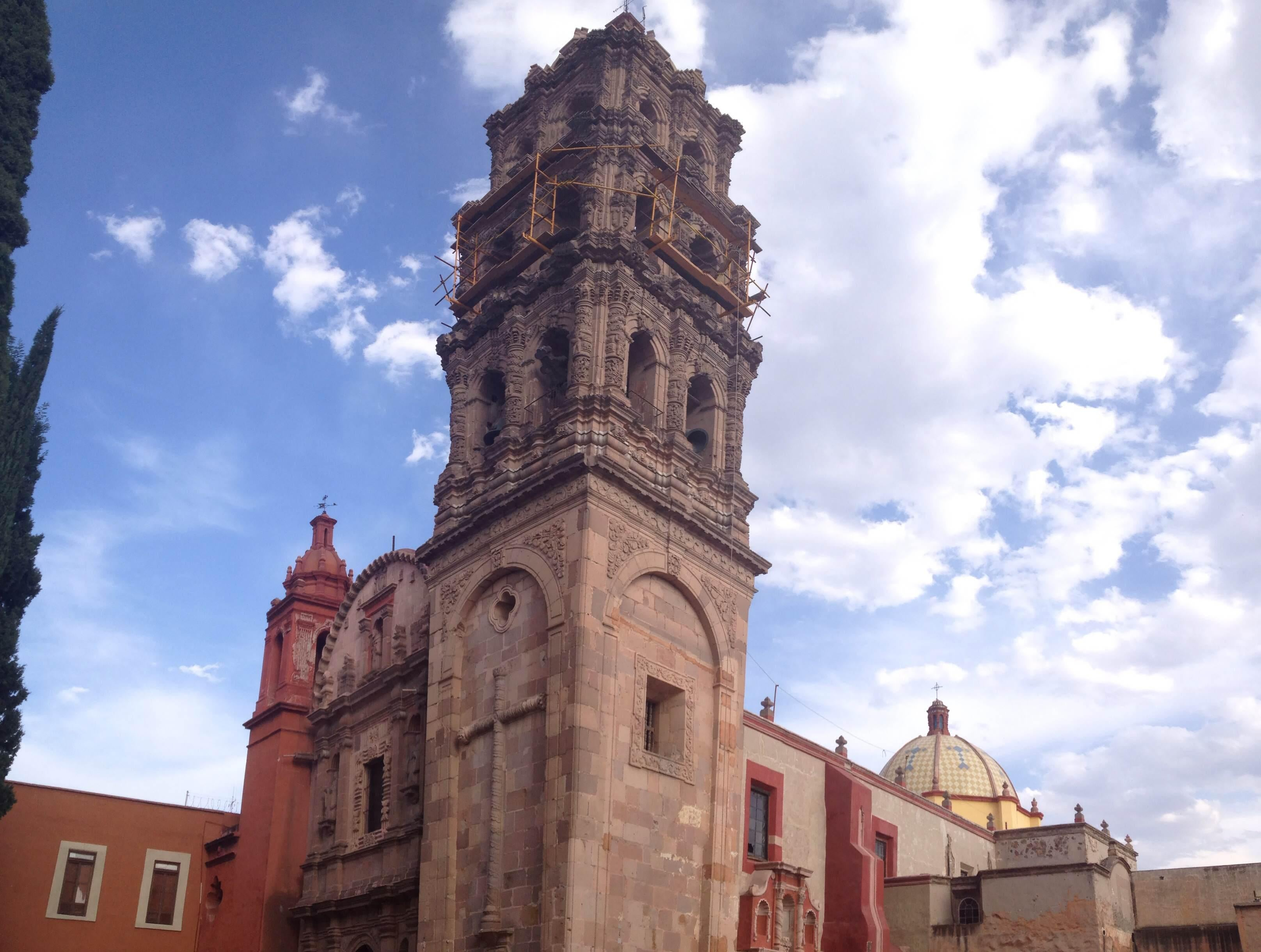 Churches of San Luis Potosi