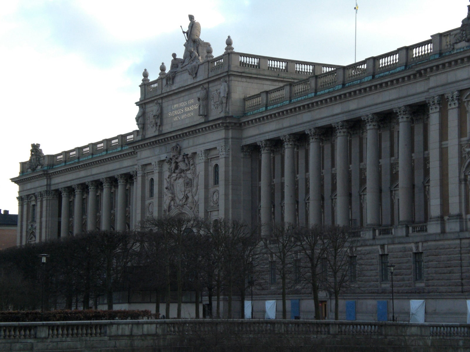Parliament House (Riksdag)