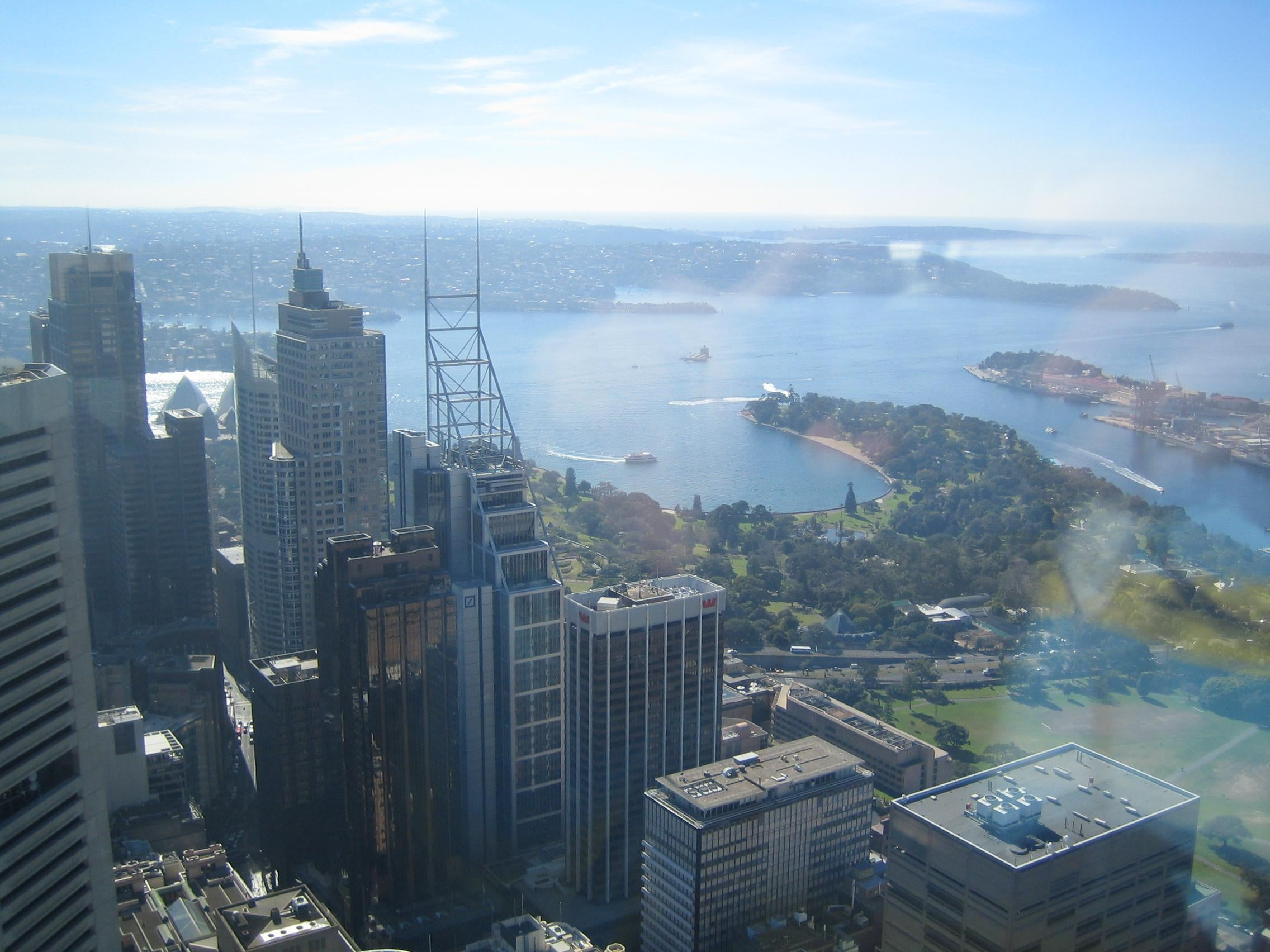Torre en Sydney Tower