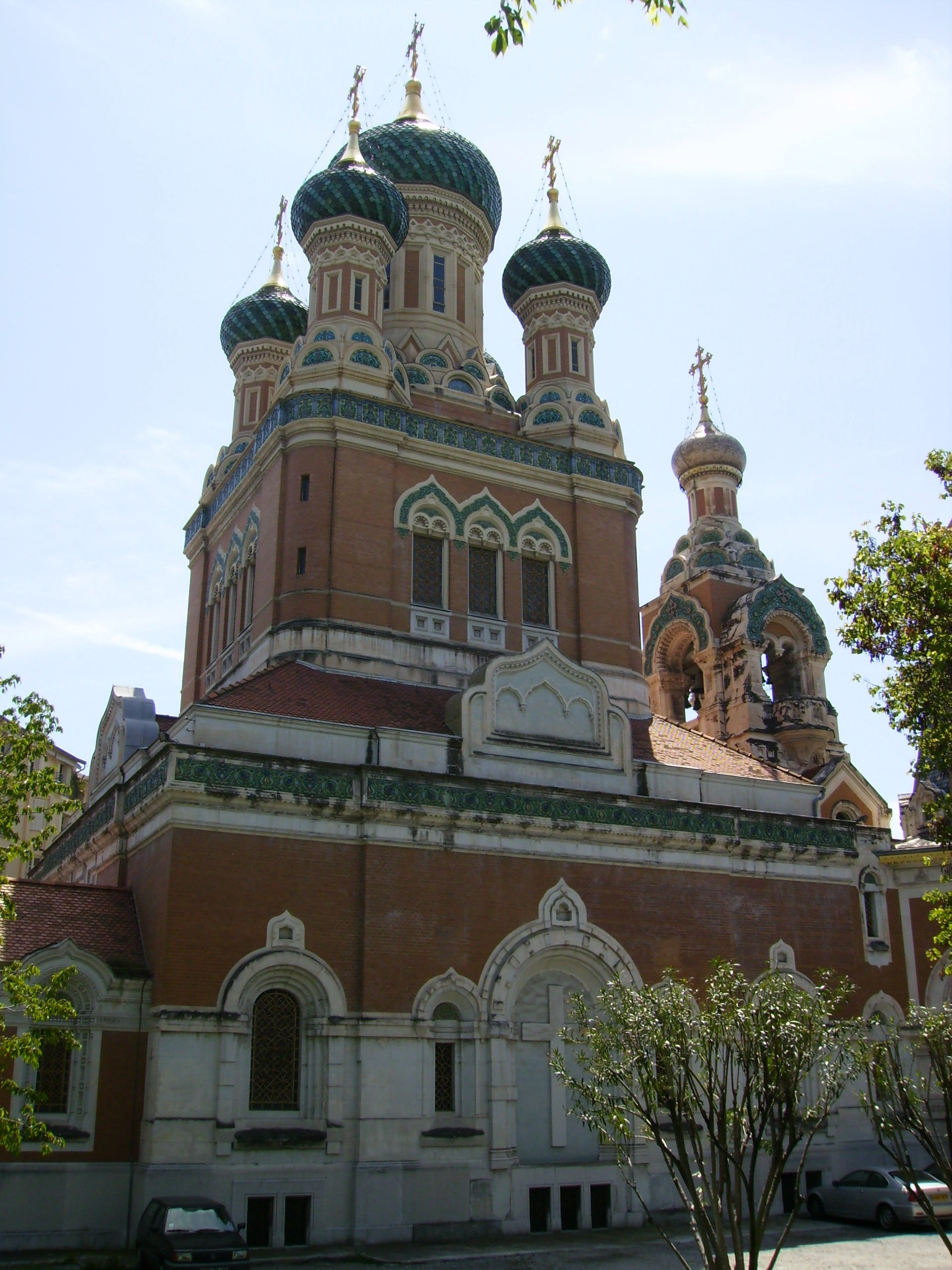 Catedral en Russian Orthodox Cathedral