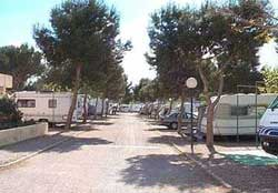 Aguilas Camping