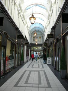 The Stirling Arcade