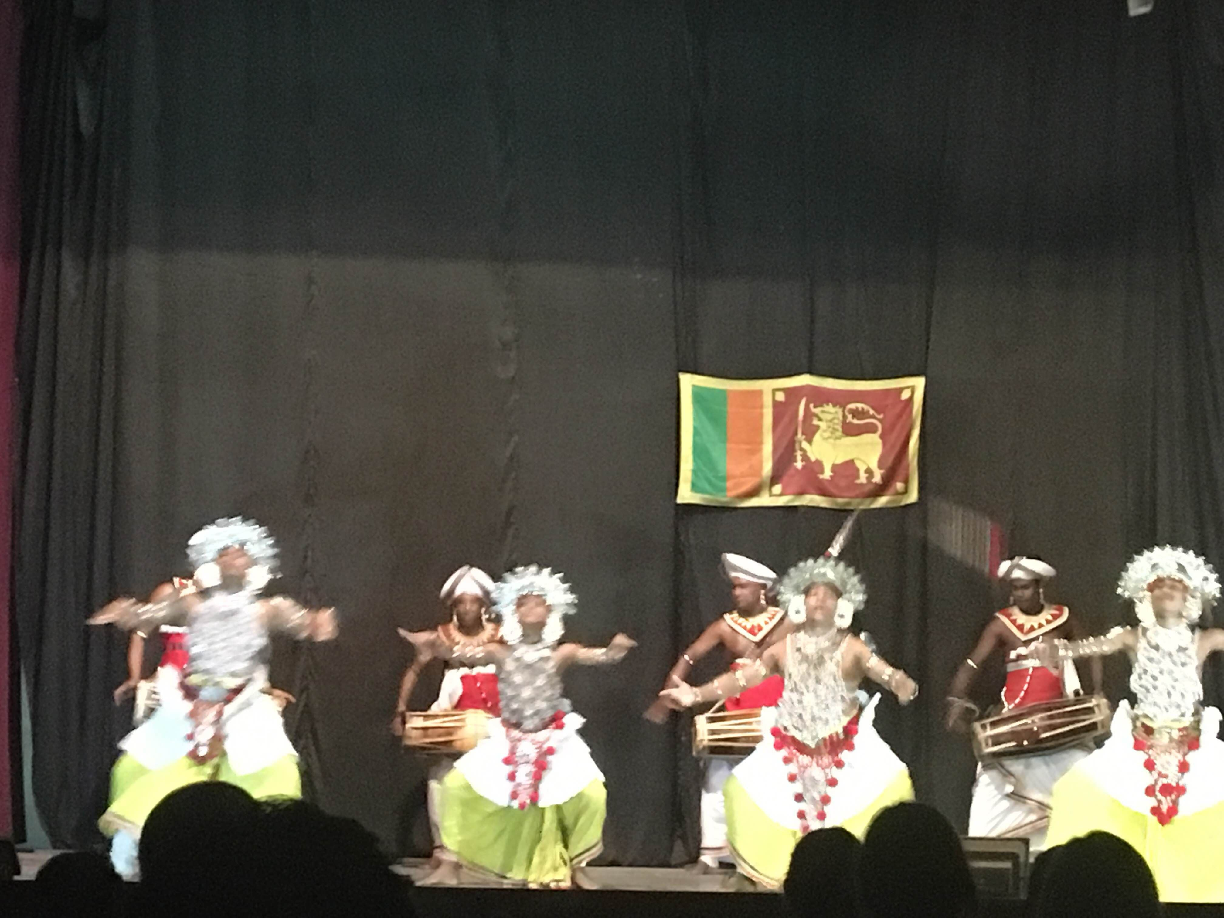 Evento en Kandyan Dance Performance
