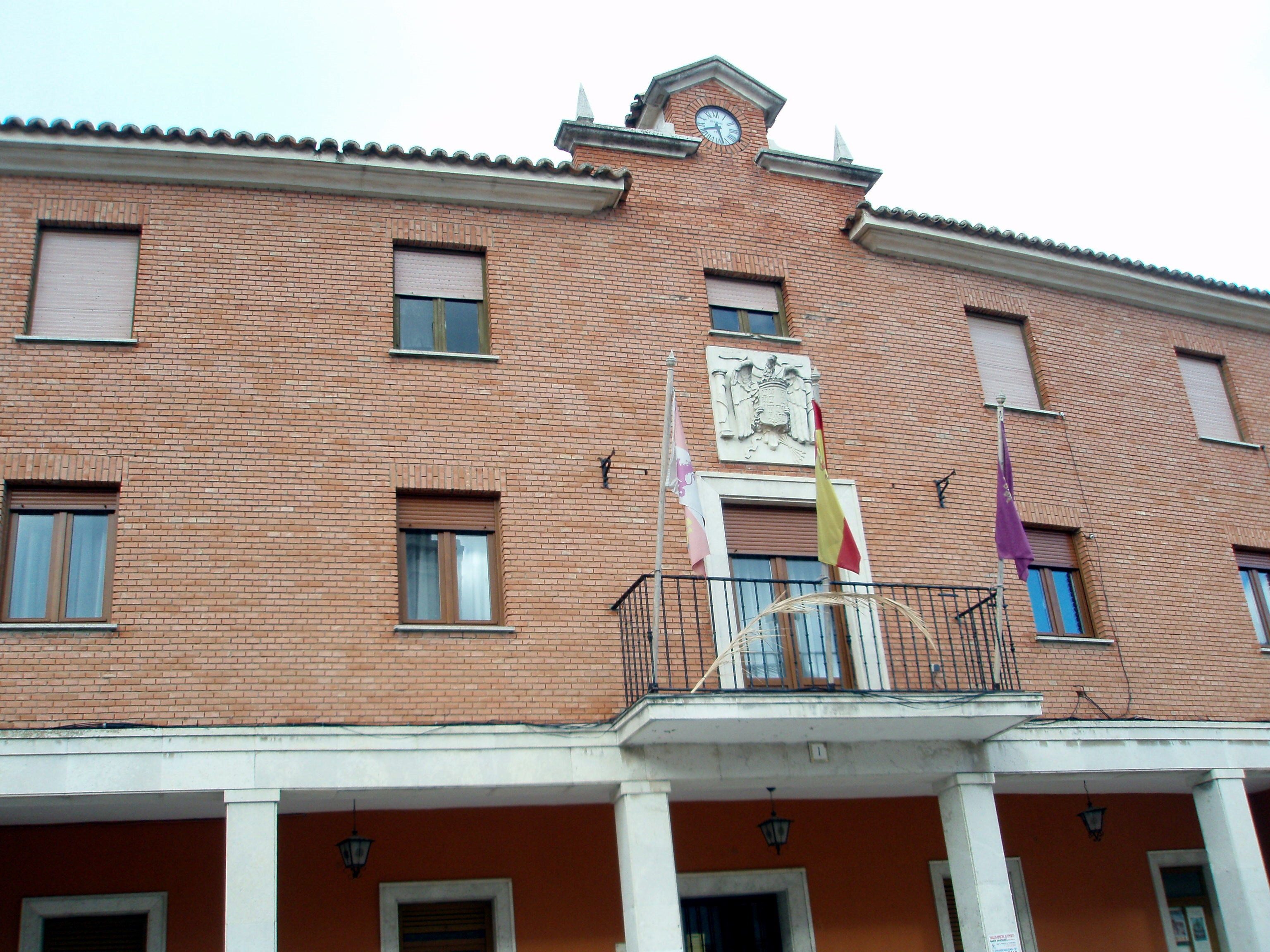 Town Hall of Cevico de la Torre