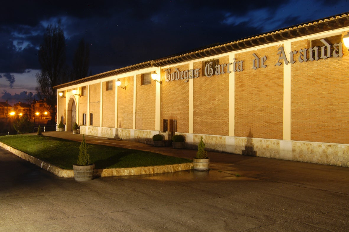 García de Aranda Wineries