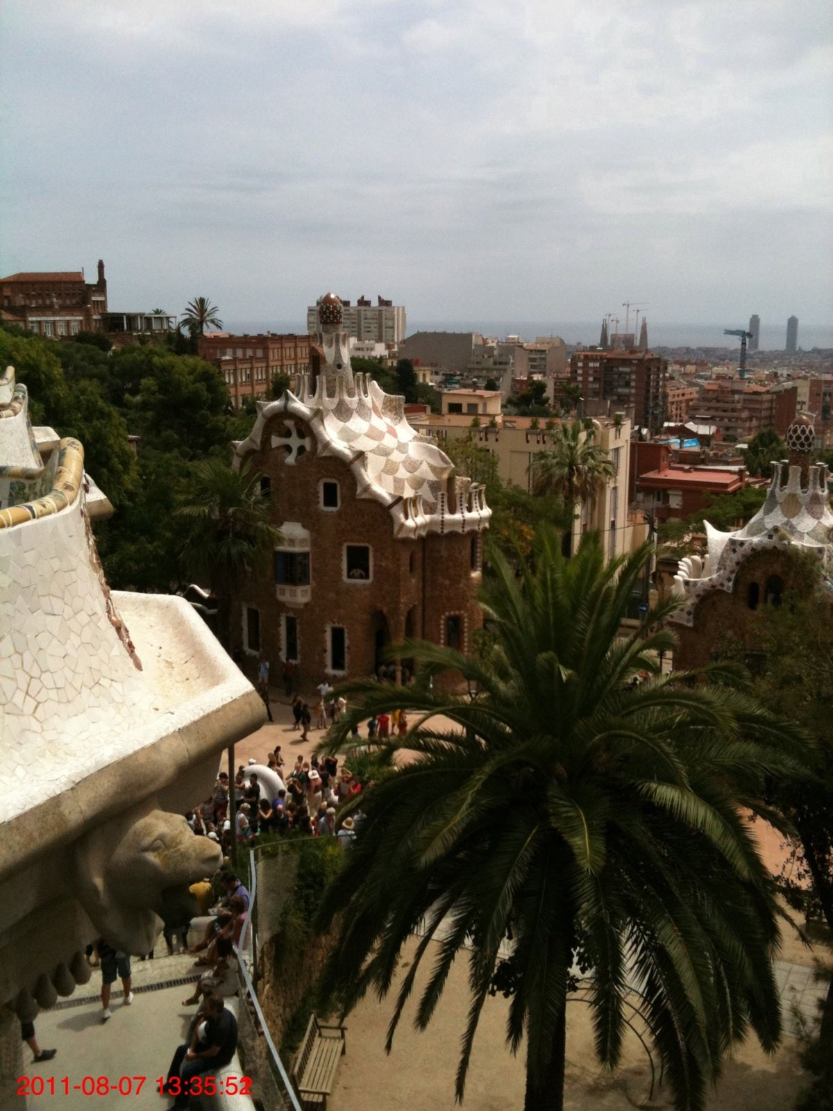 Resort en Park Güell