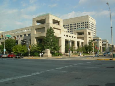 Indiana Government Center