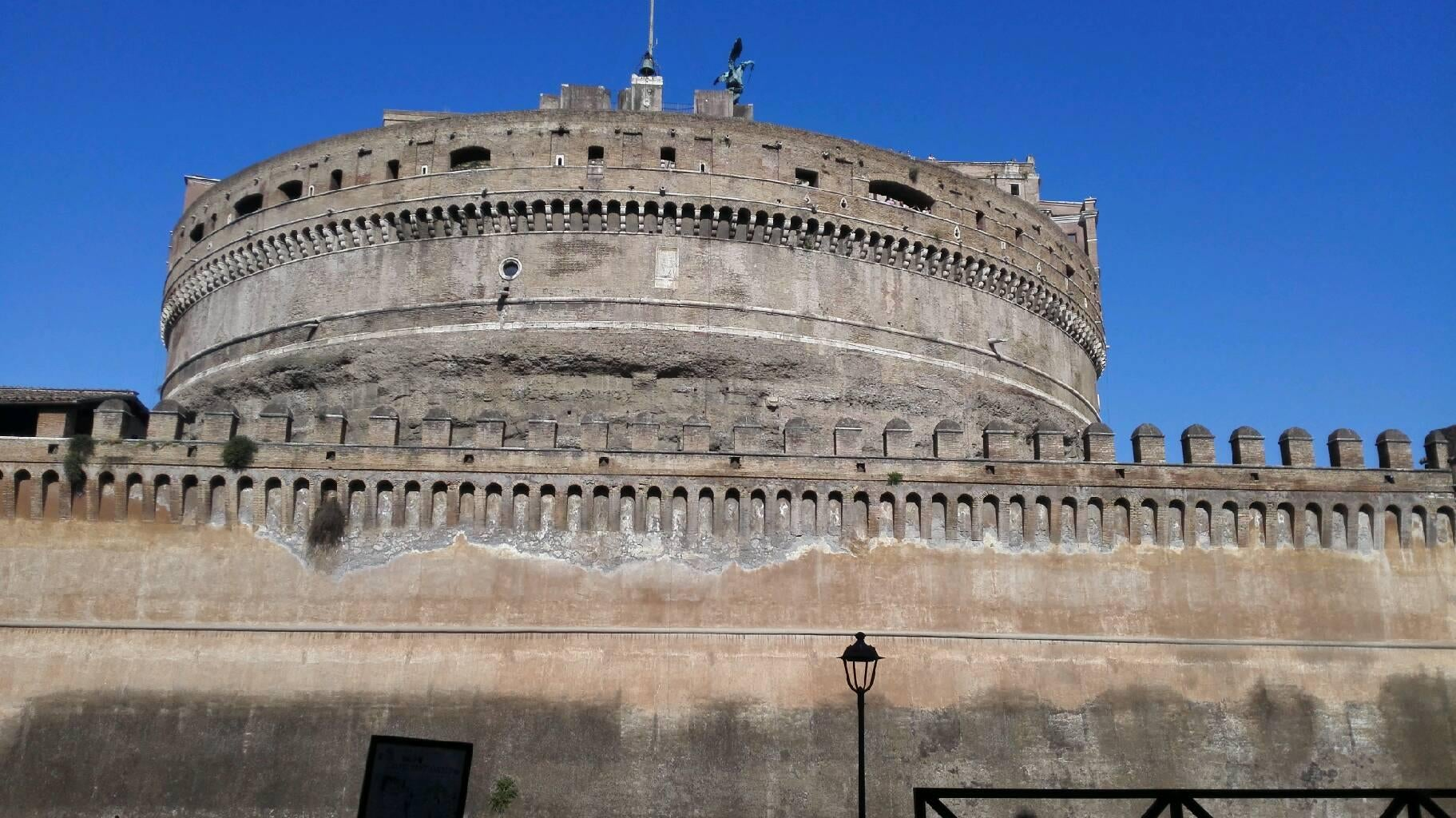 Estadio en Castillo de Sant'Angelo