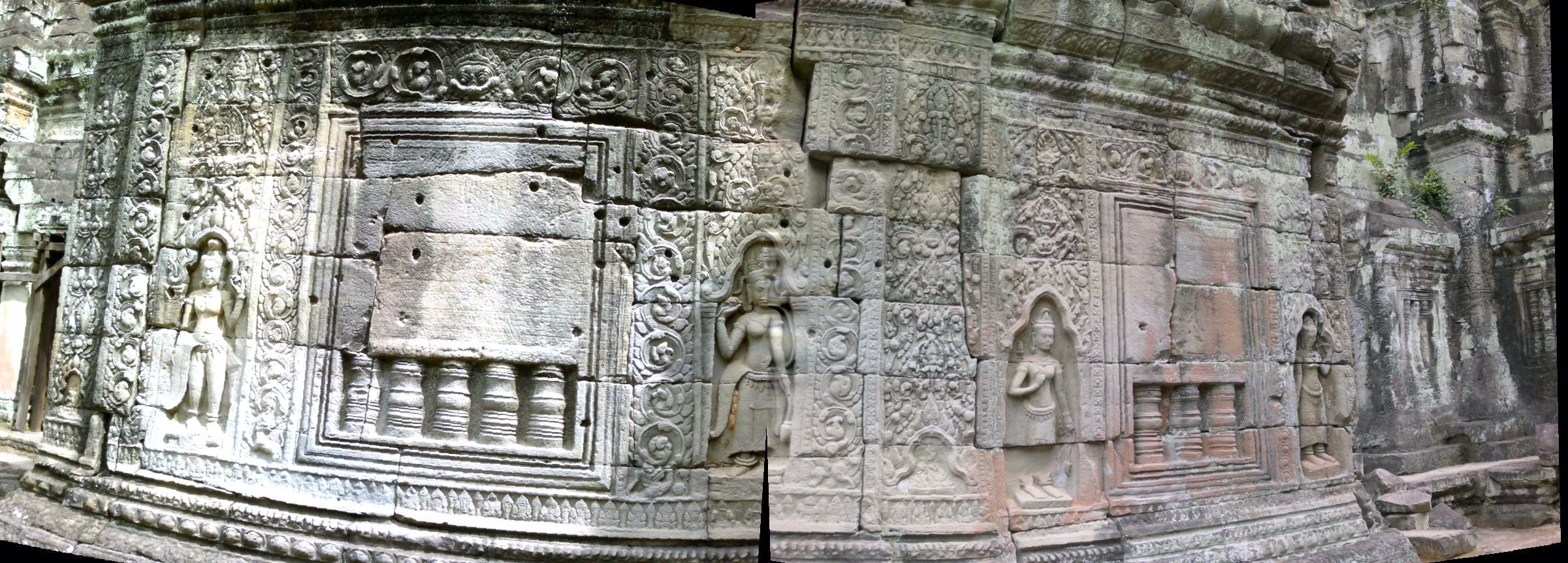 Relieve (escultura) en Templo Baphuon