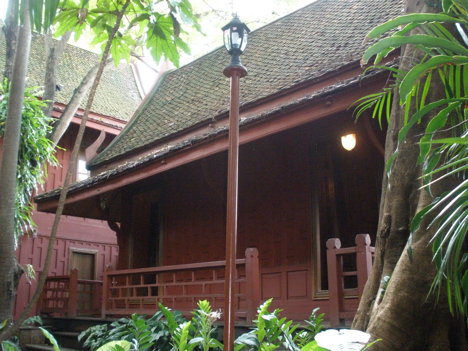 Casa en Casa de Jim Thompson