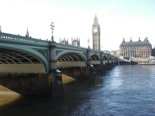 Bridge in Big Ben