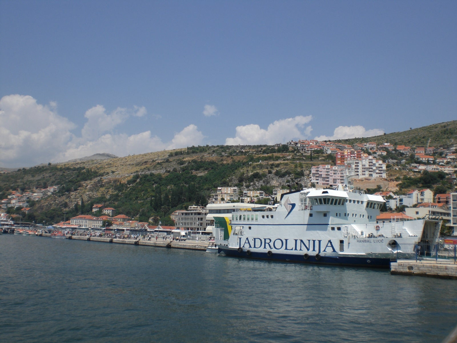 Dubrovnik Ferry Port