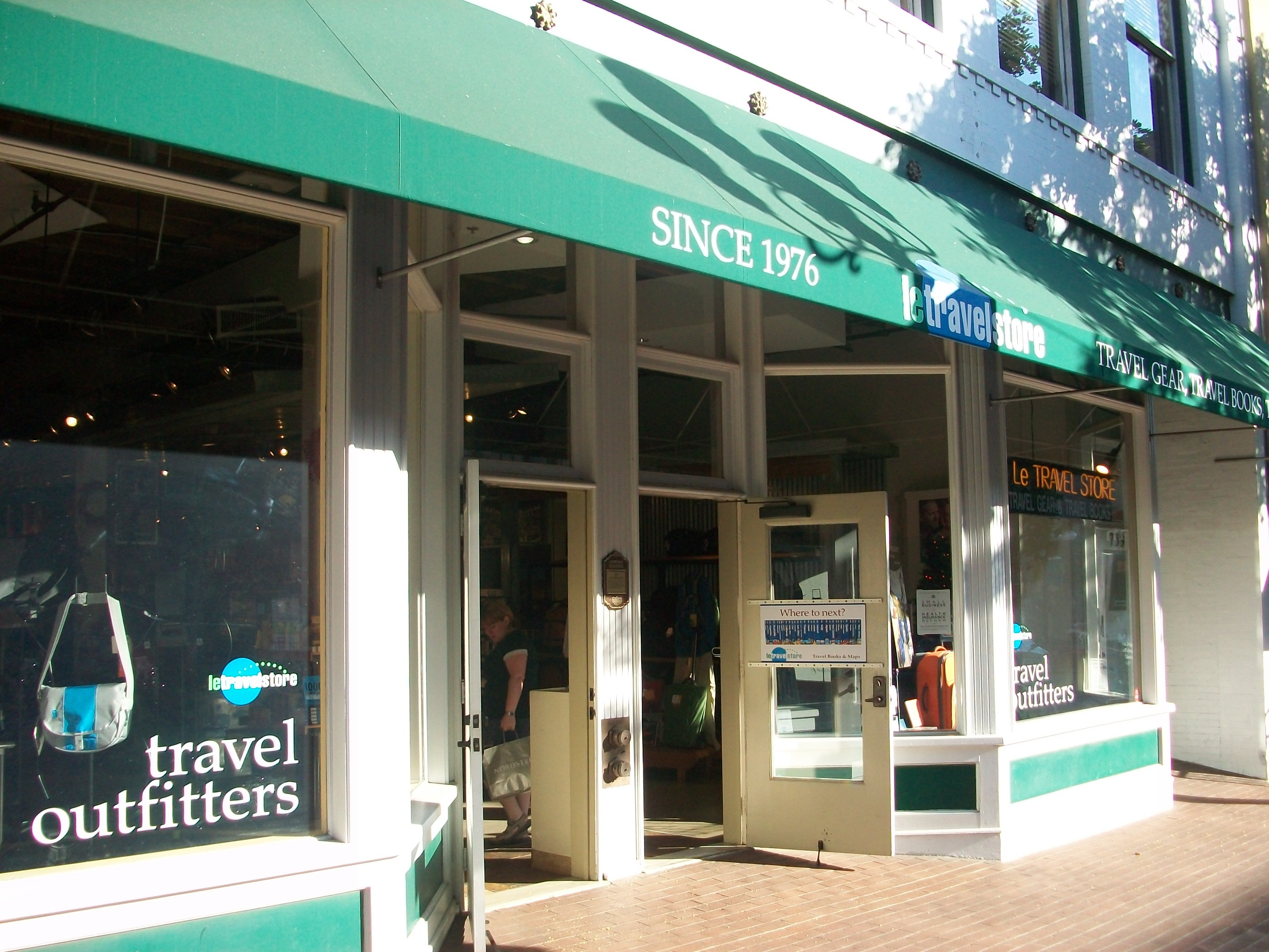 Le travel store