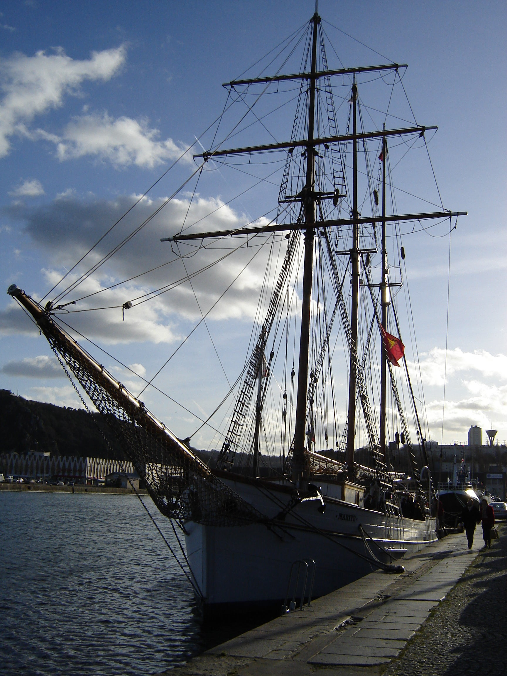 Harbour of Cherbourg