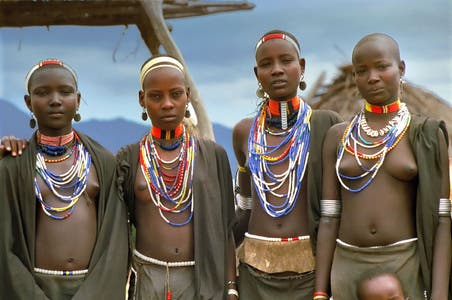 The Erbore Tribe