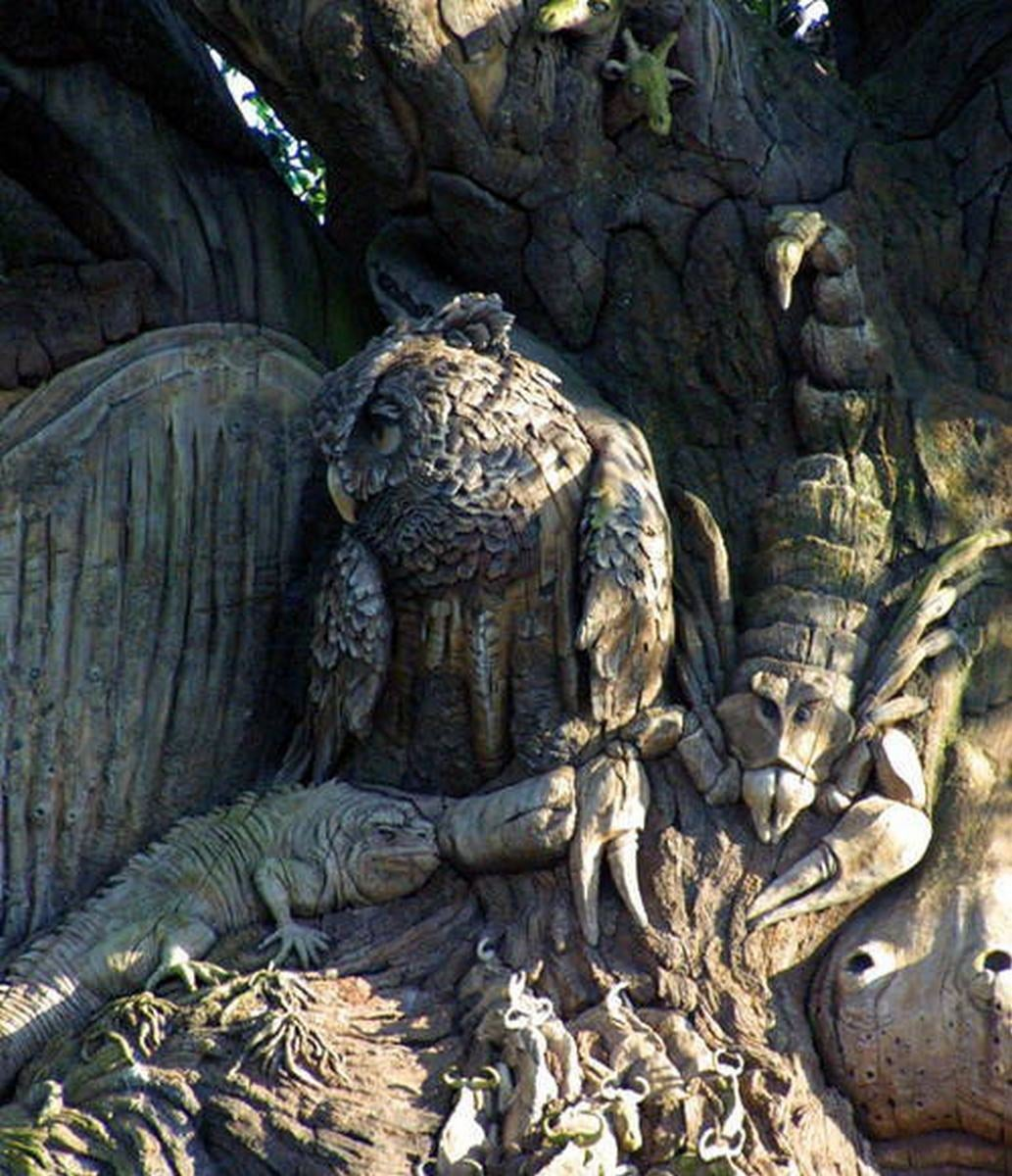 Historia antigua en Disney Animal Kingdom