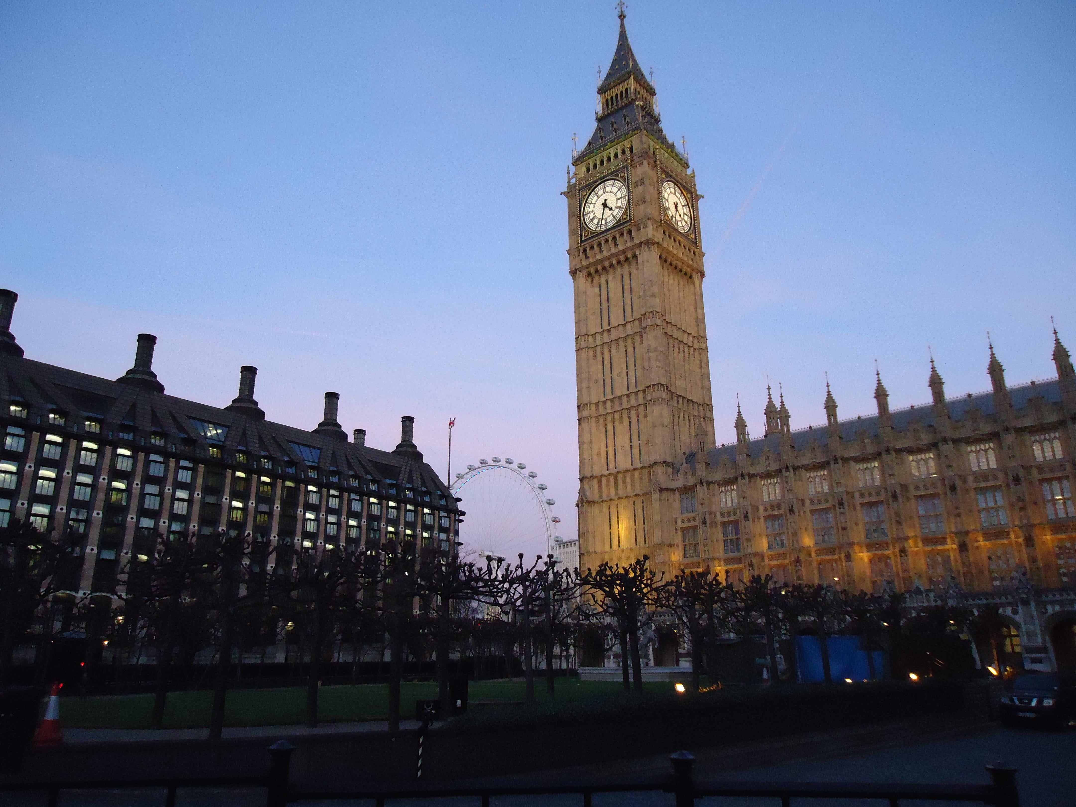 City in Big Ben