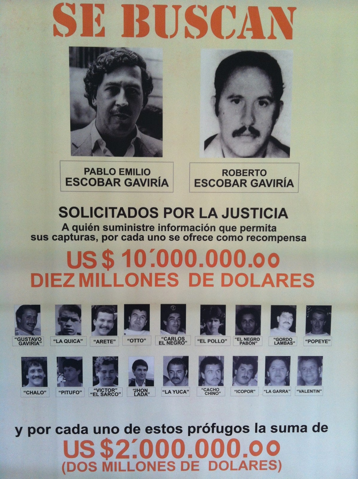 pablo escobar essay example Killing pablo escobar the assignment is due by 04/12/2018 by 11:00 am est the assignment should be approximately one-two pages double-spaced, times new roman 12 font following proper apa writing guidelines.