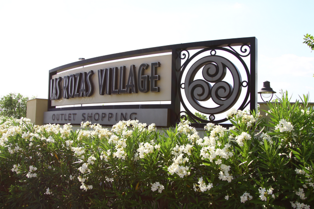 Finca en Las Rozas Village outlet shopping