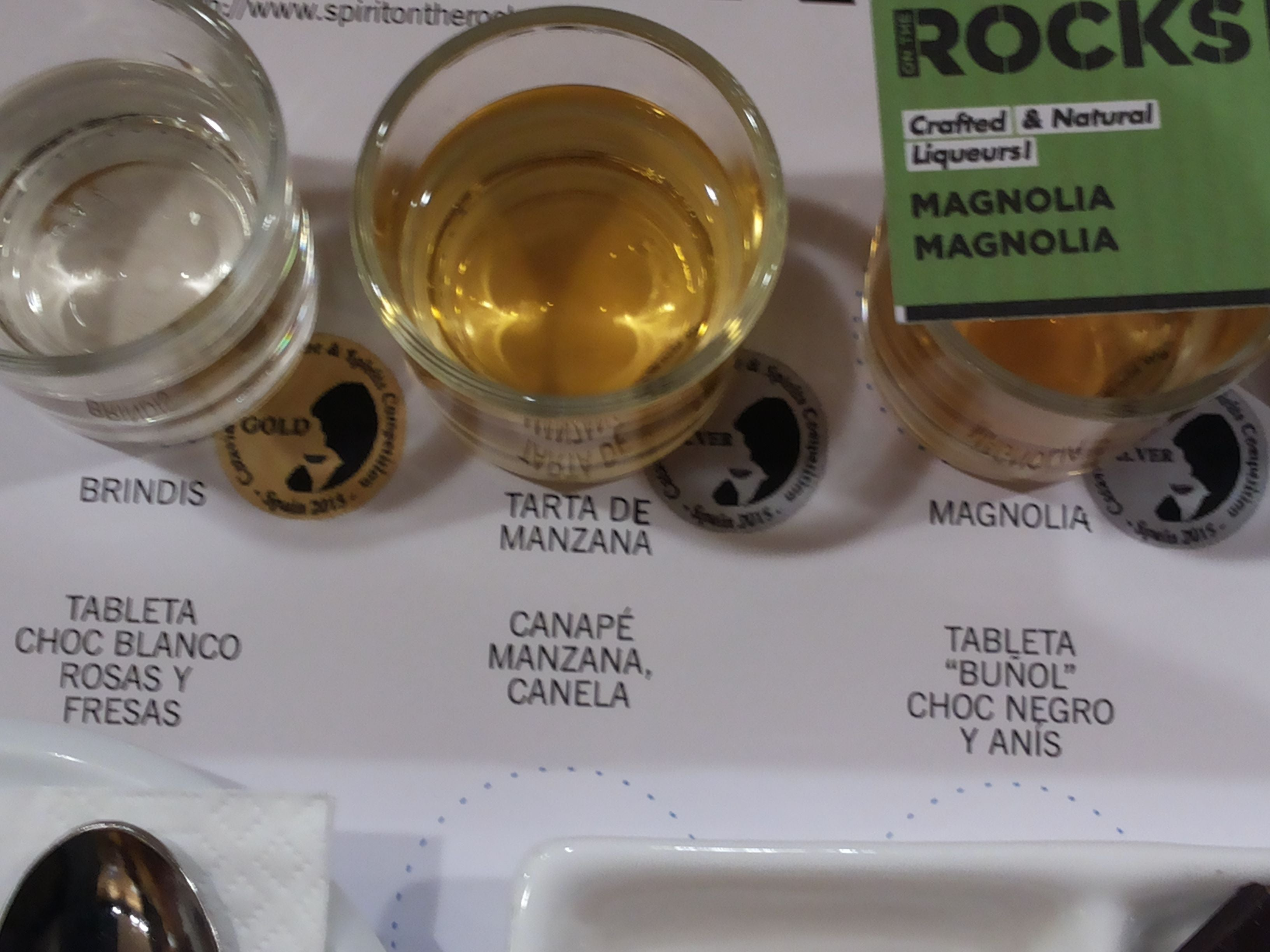 Licores On the Rocks