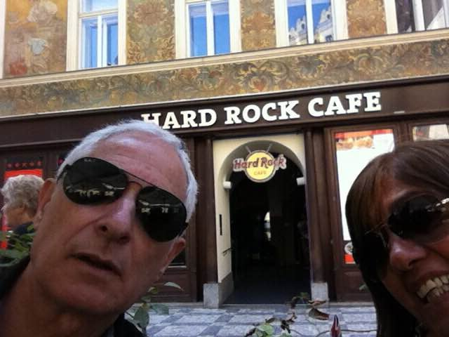 Hard Rock Cafe Praga