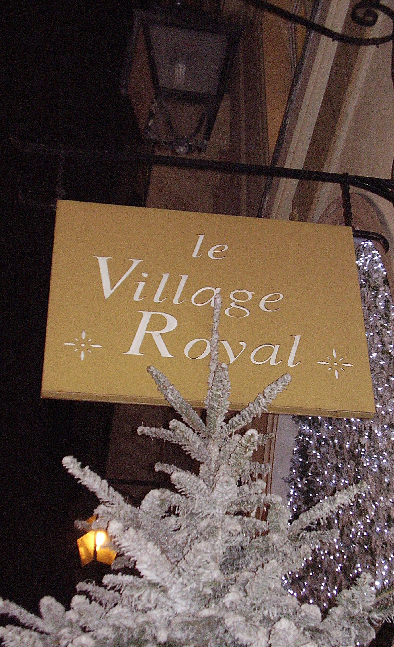 Tarta en Le Village Royal