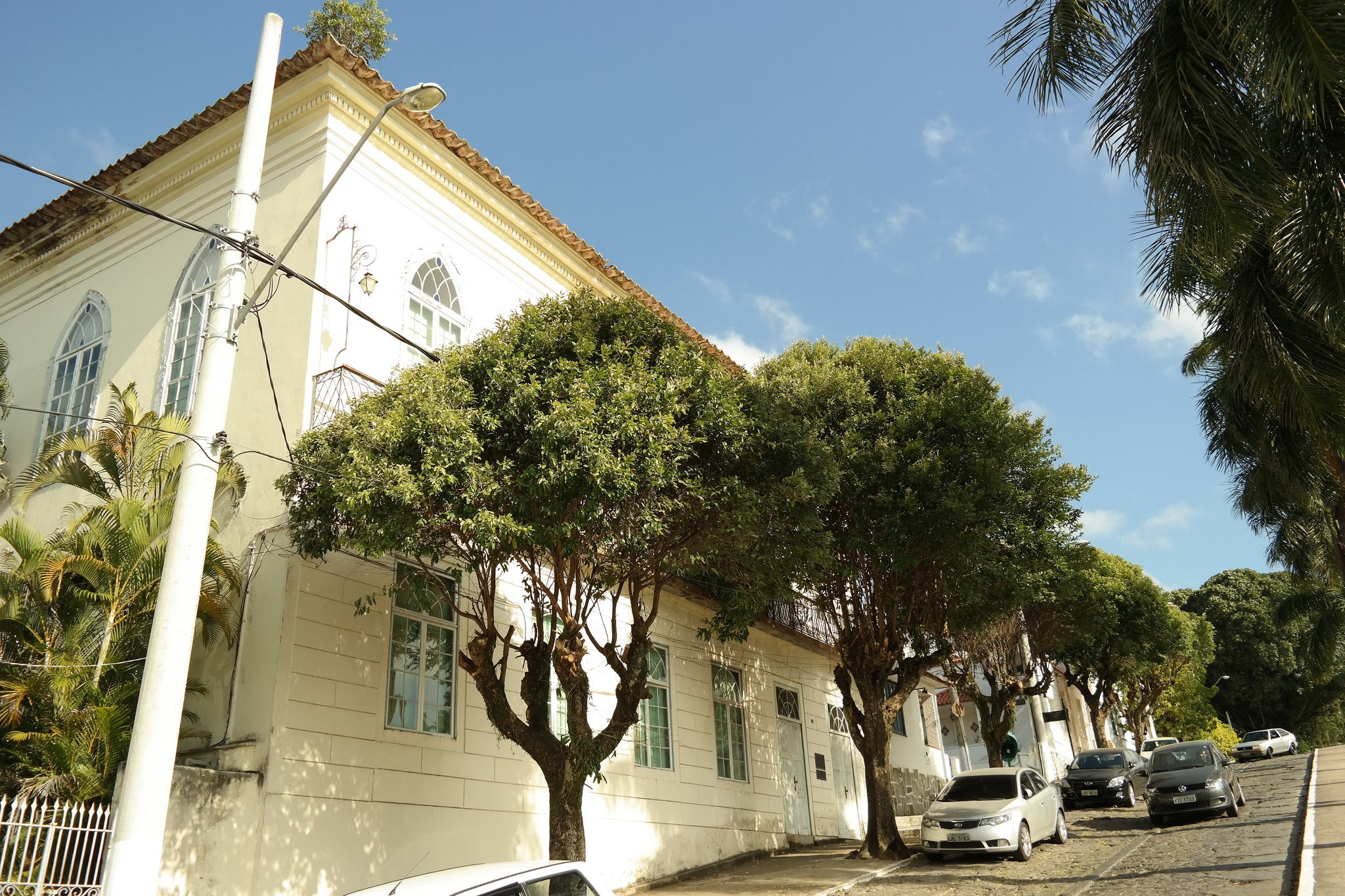 Casa de Cultura Presidente Tancredo Neves