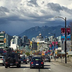 Cambie Street
