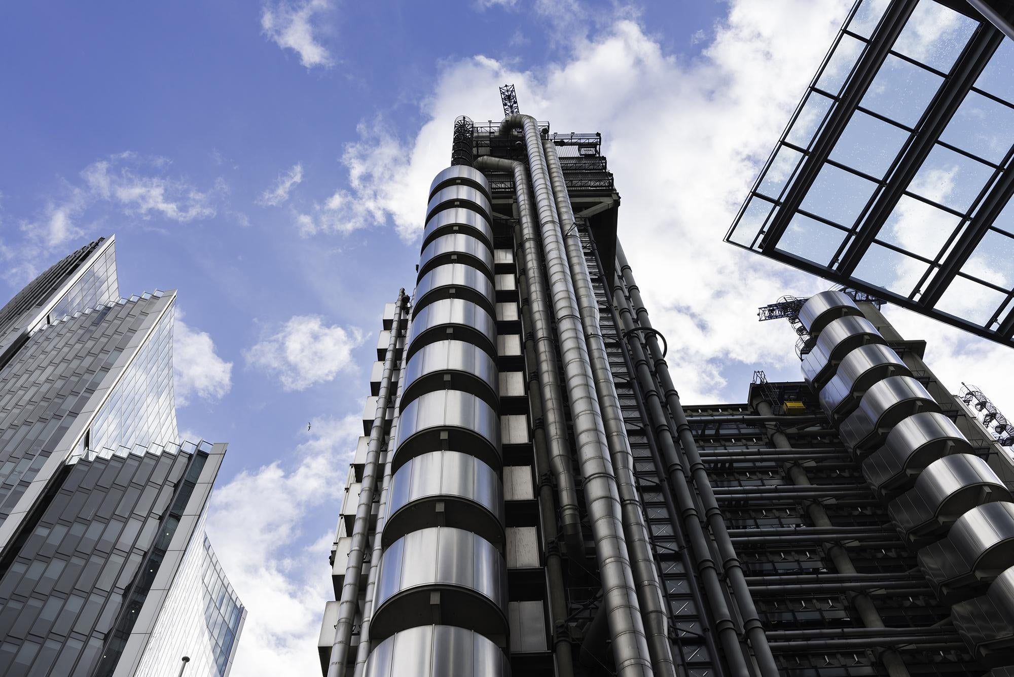 Edificio en Lloyd's London Building