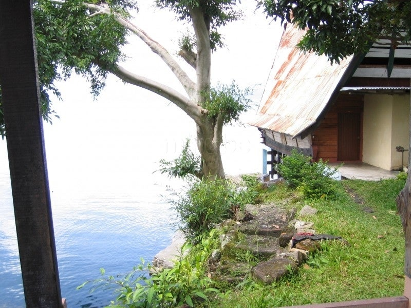 Resort en Lago de Toba