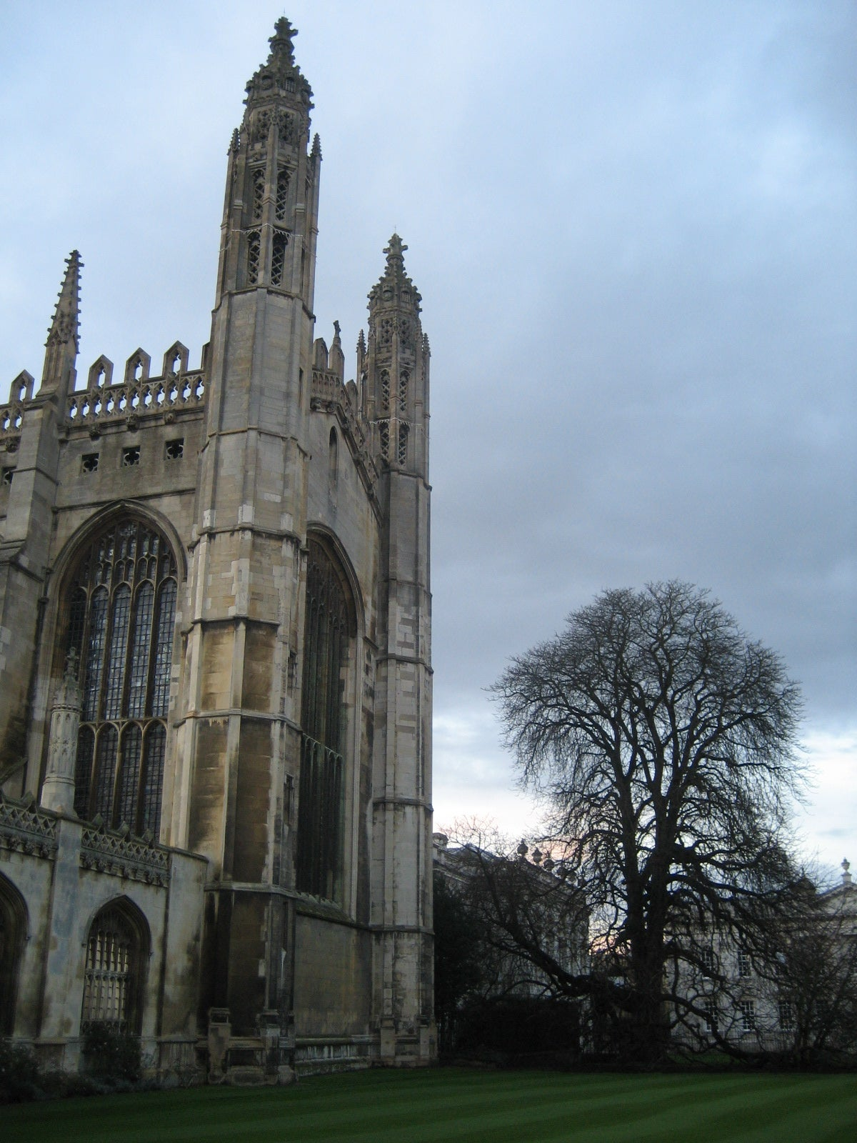 Catedral en King's College