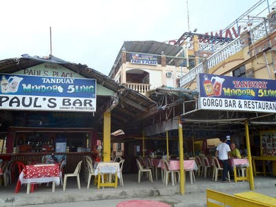 Gorgo Bar And Restaurant