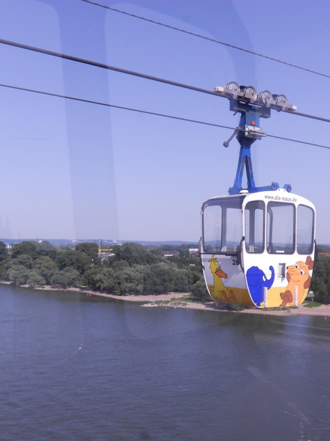 cologne cable car kolner seilbahn in cologne 1 reviews and 1 photos. Black Bedroom Furniture Sets. Home Design Ideas