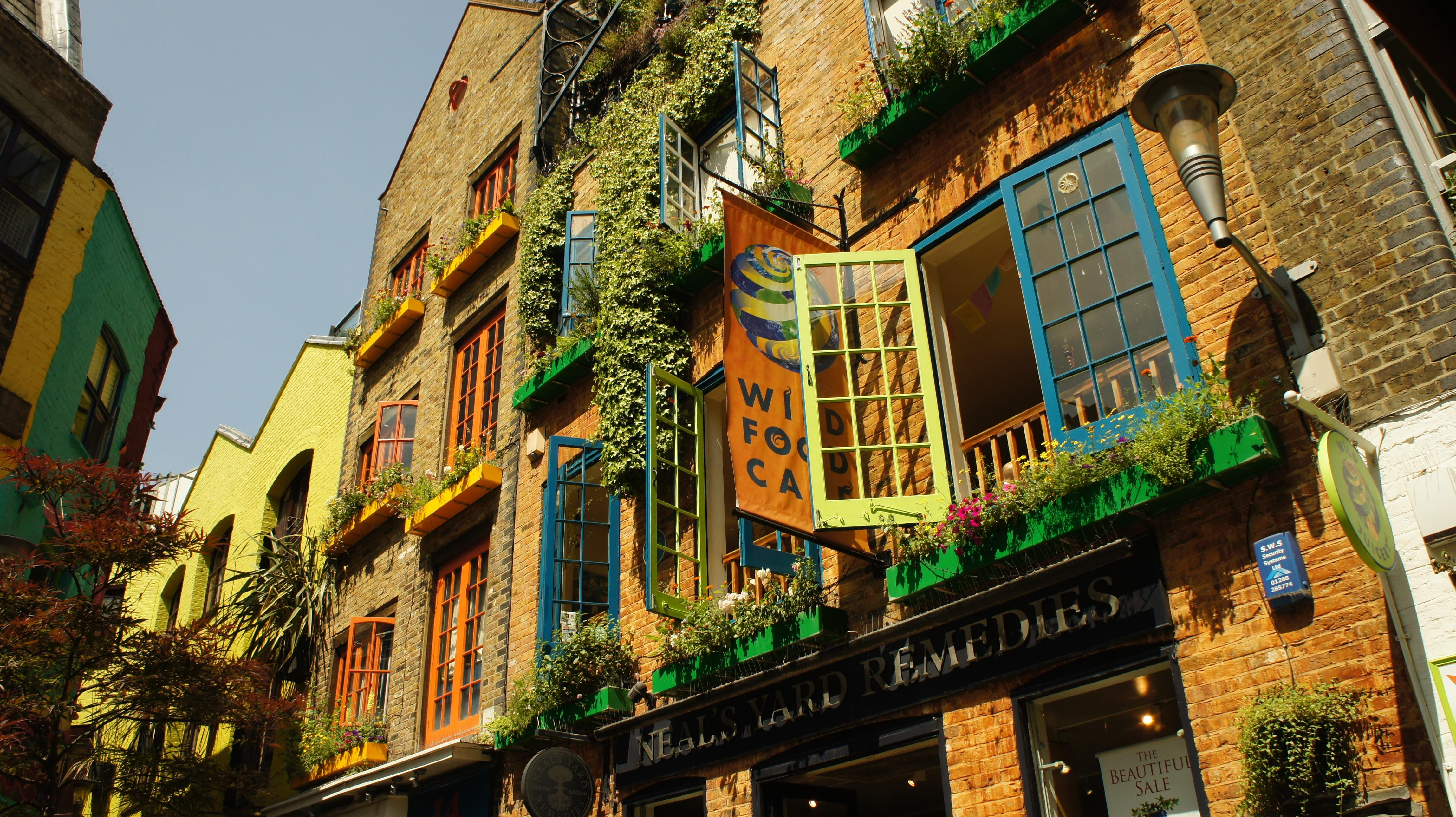 Mar en Neal's Yard