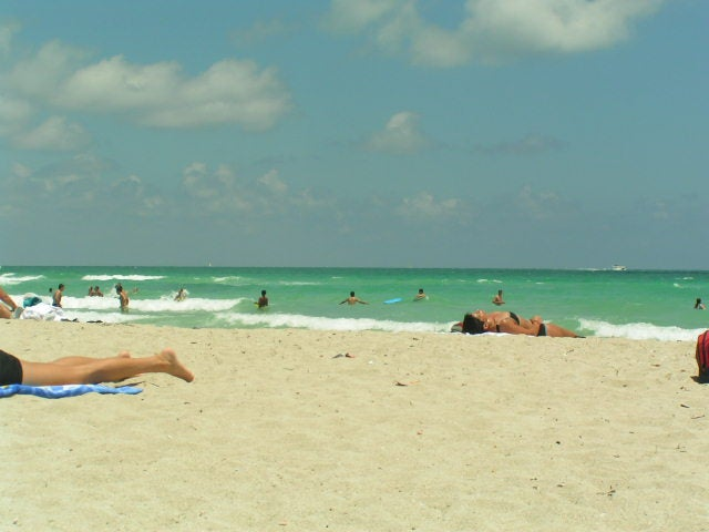 Vacaciones en South Beach