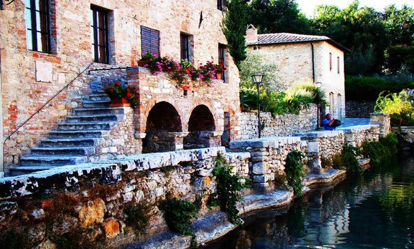 Bagno Vignoni Thermal Baths In San Quirico D Orcia 5 Reviews And