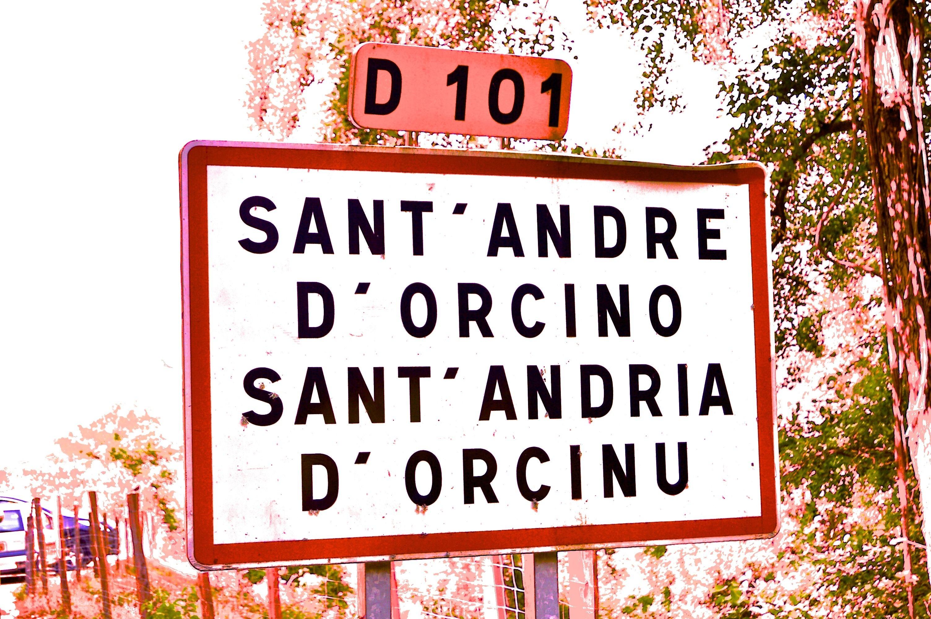 Sant`Andréa d´Orcino
