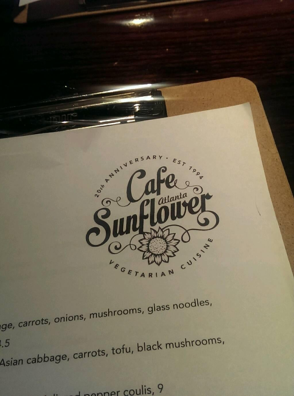 Cafe Sunflower