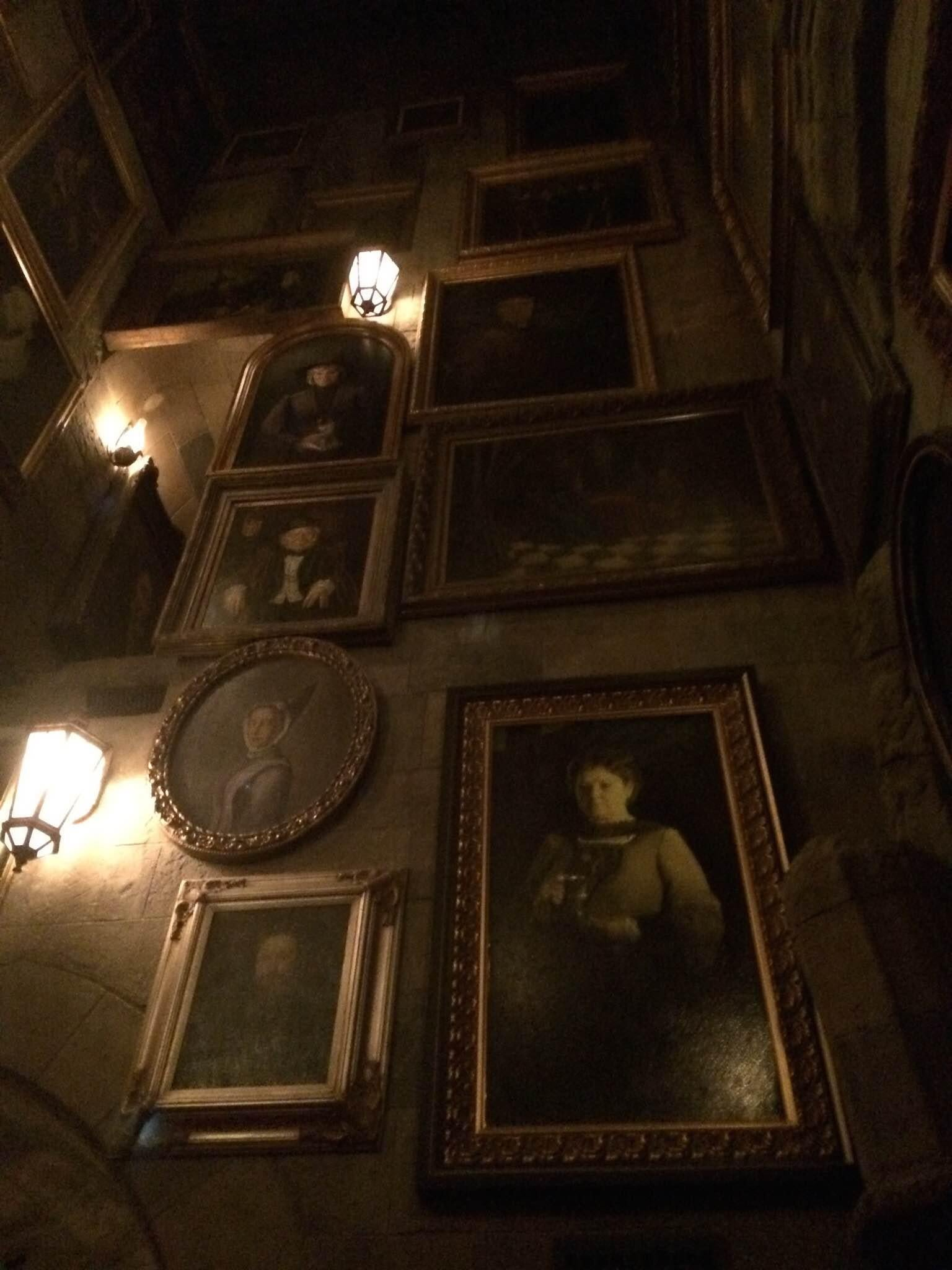 Oscuridad en The Wizarding World of Harry Potter