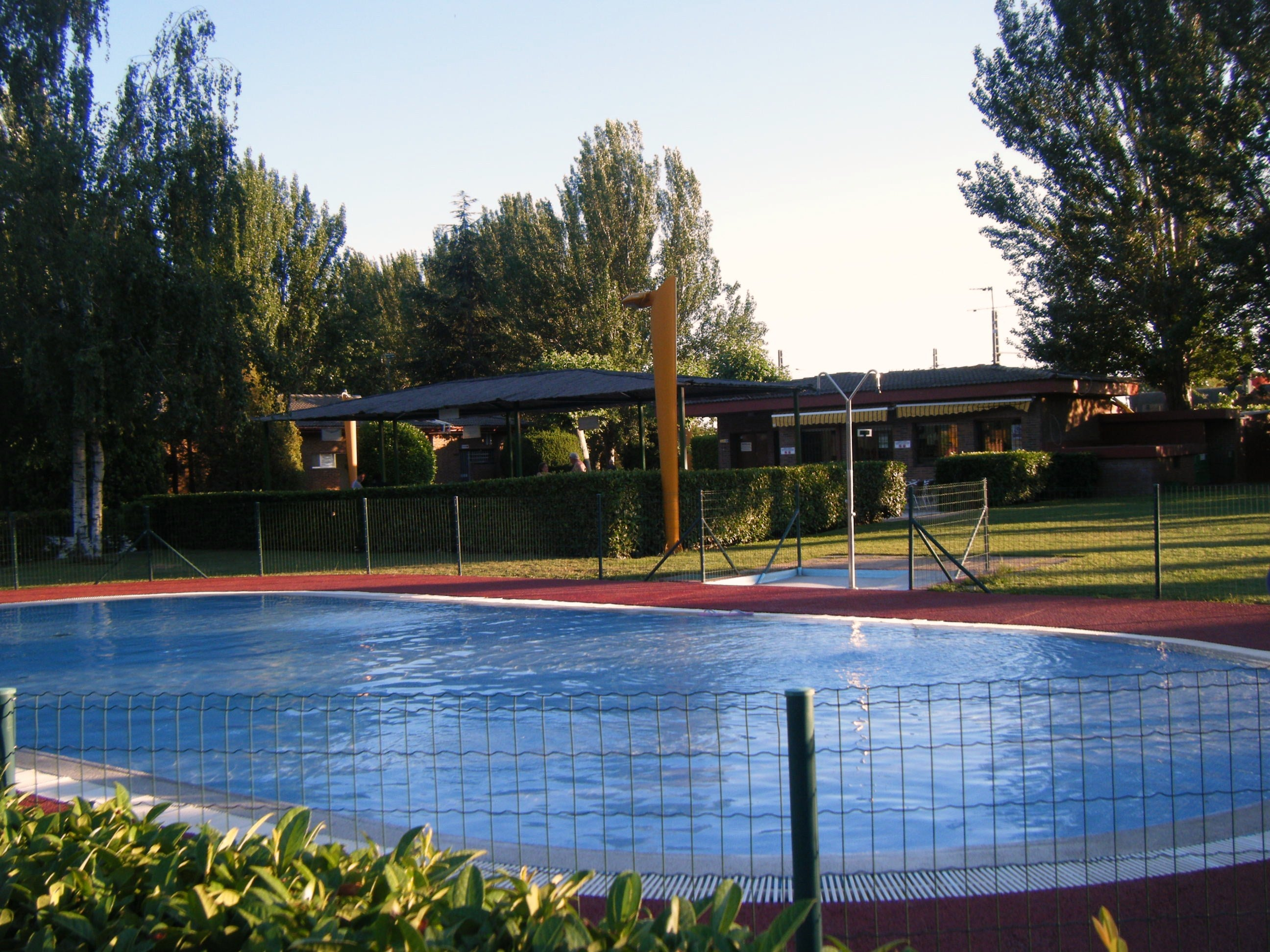 Piscinas Municipales - Complejo Polideportivo