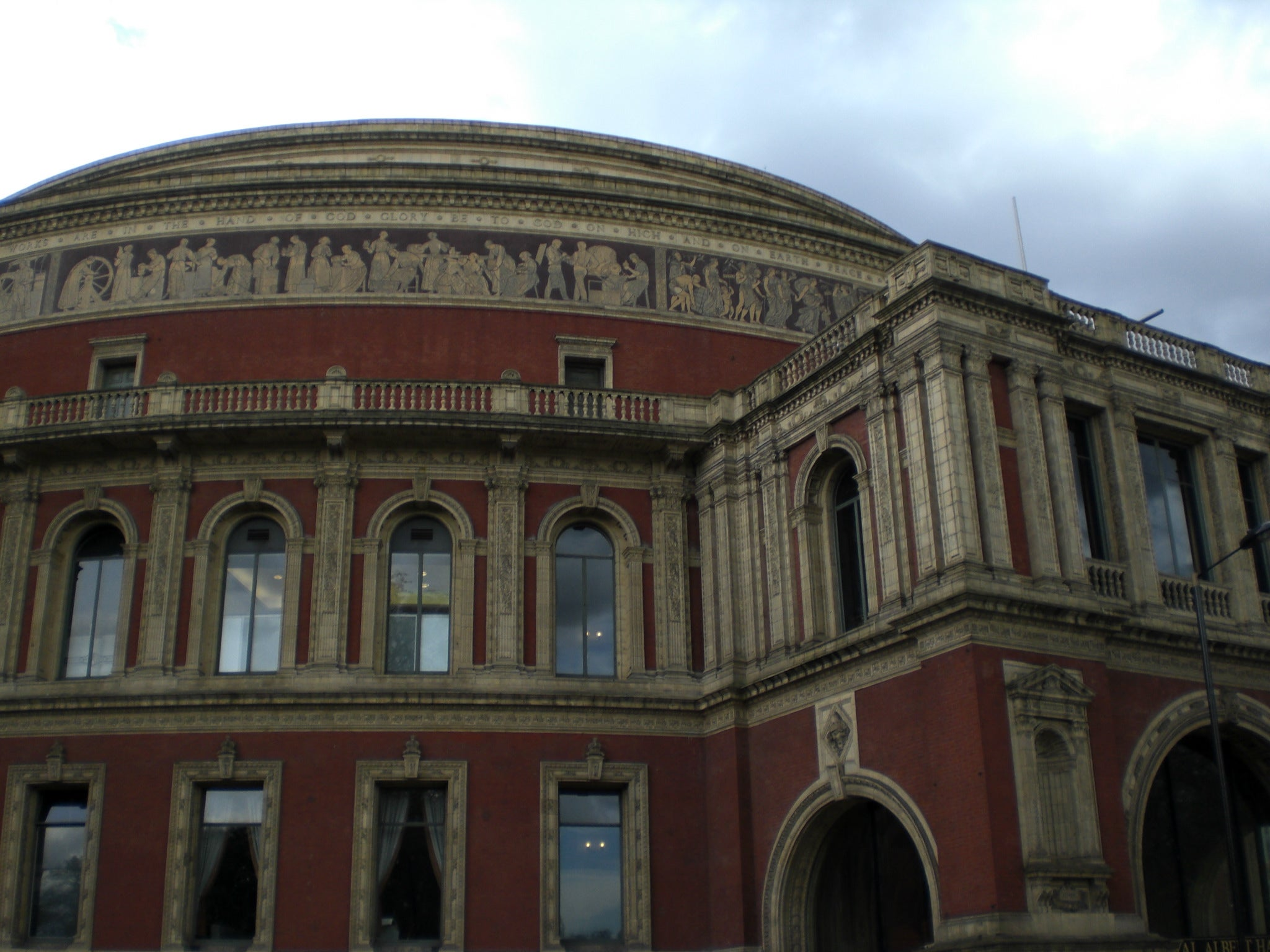 Turismo en Royal Albert Hall