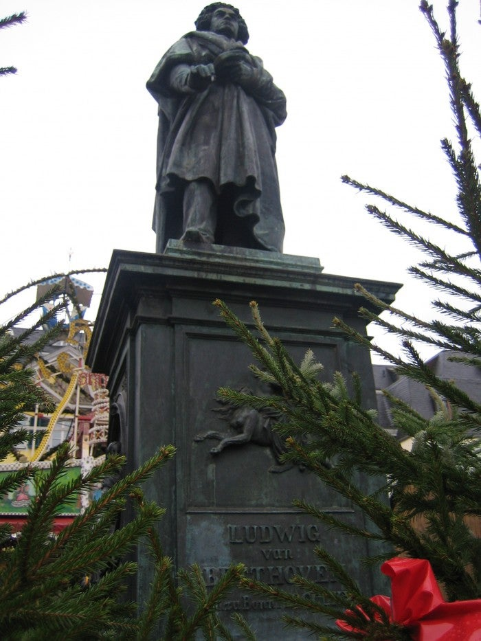 Estatua de Beethoven