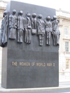 The Women of World War Two Memorial