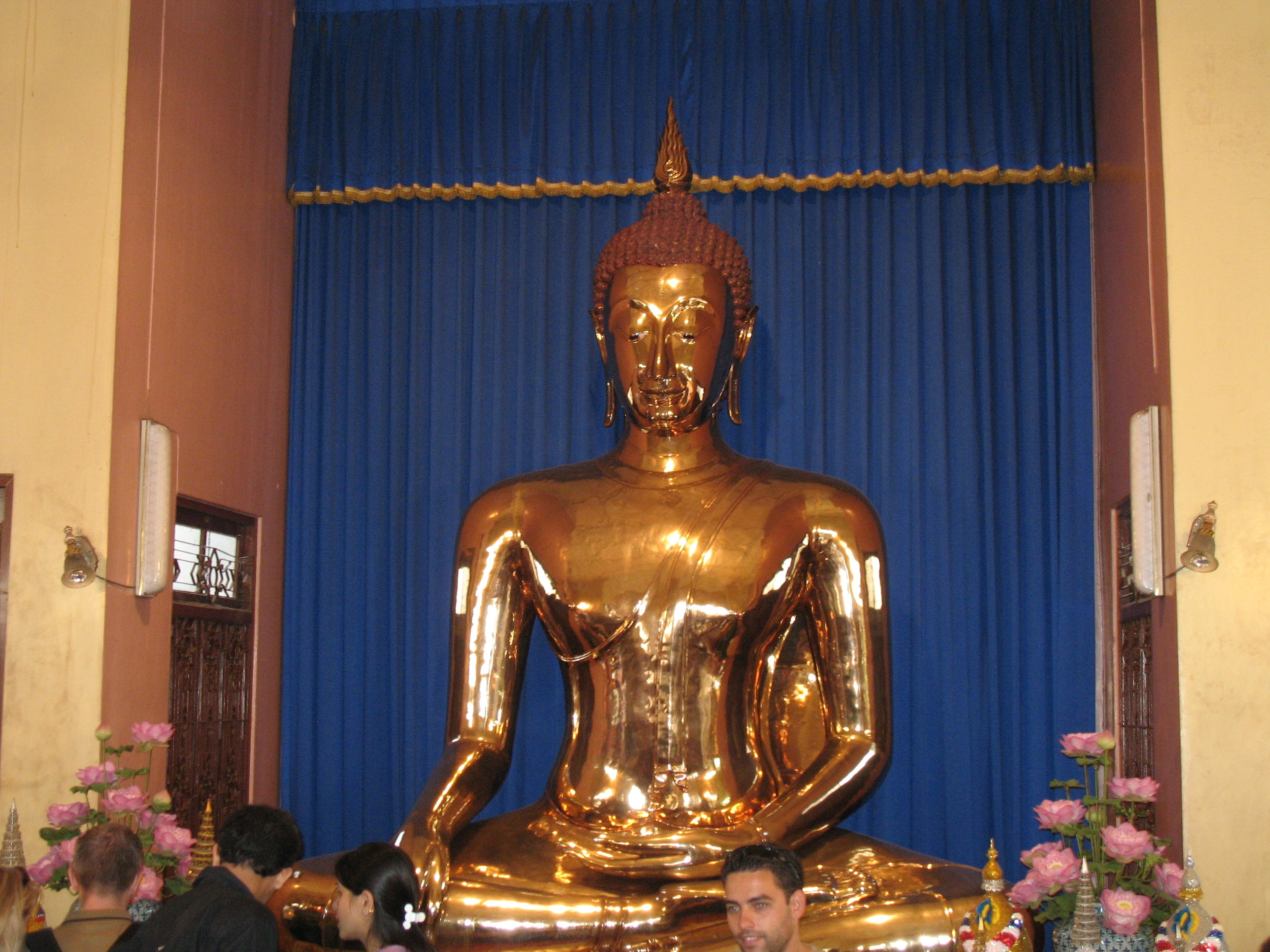 Golden Buddha (Wat Traimit)