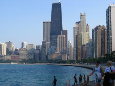 Beaches in Chicago