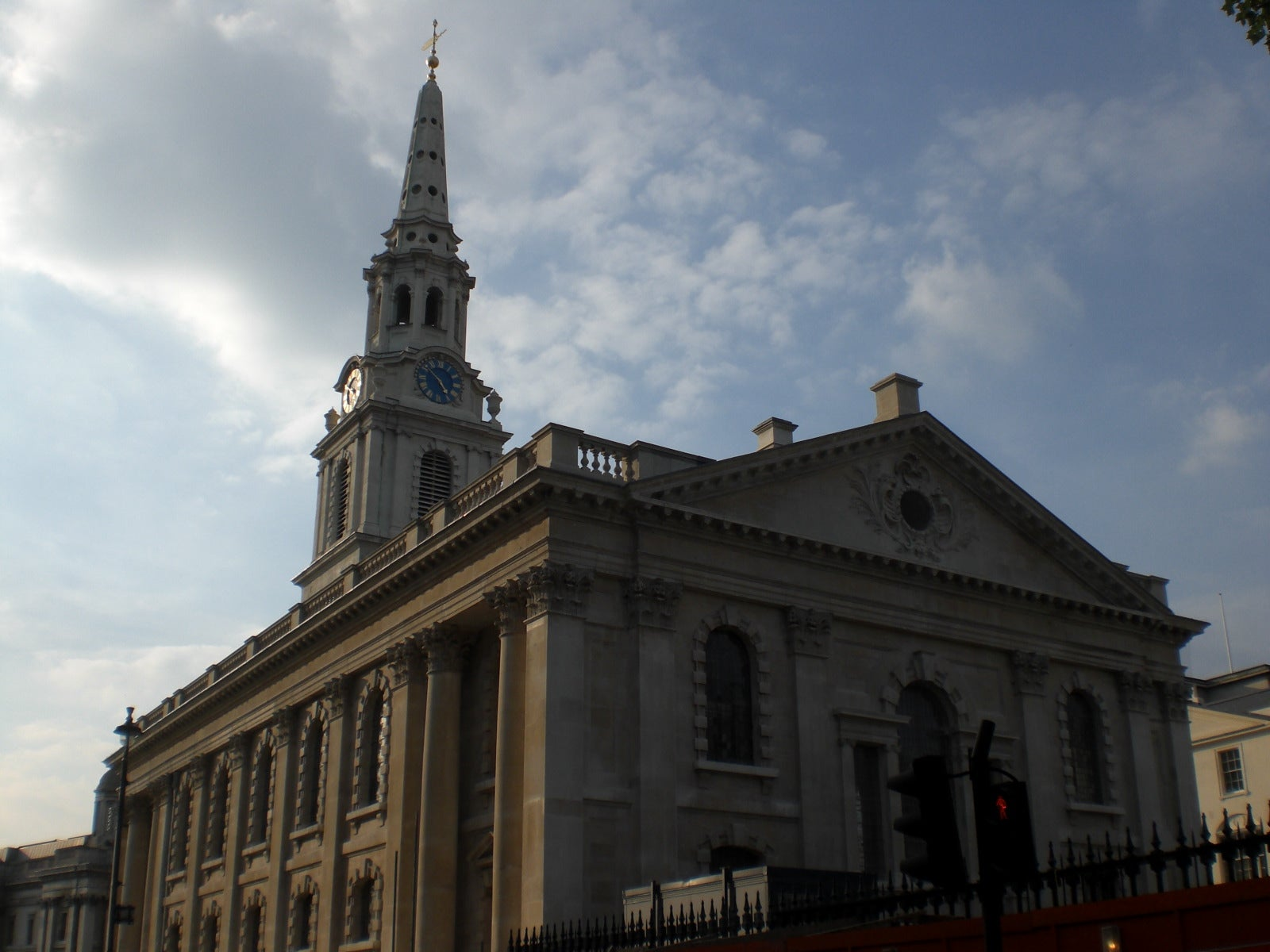Iglesia en St Martin-in-the-Fields